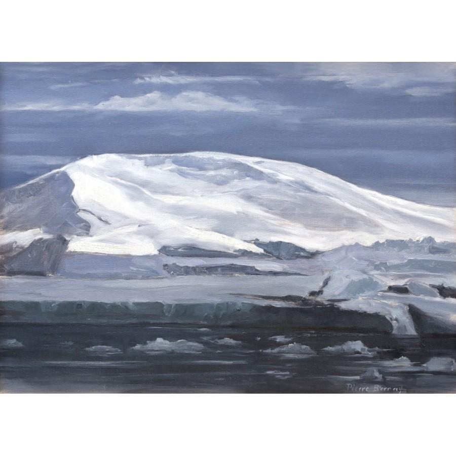 Monts des Français , Antarctique