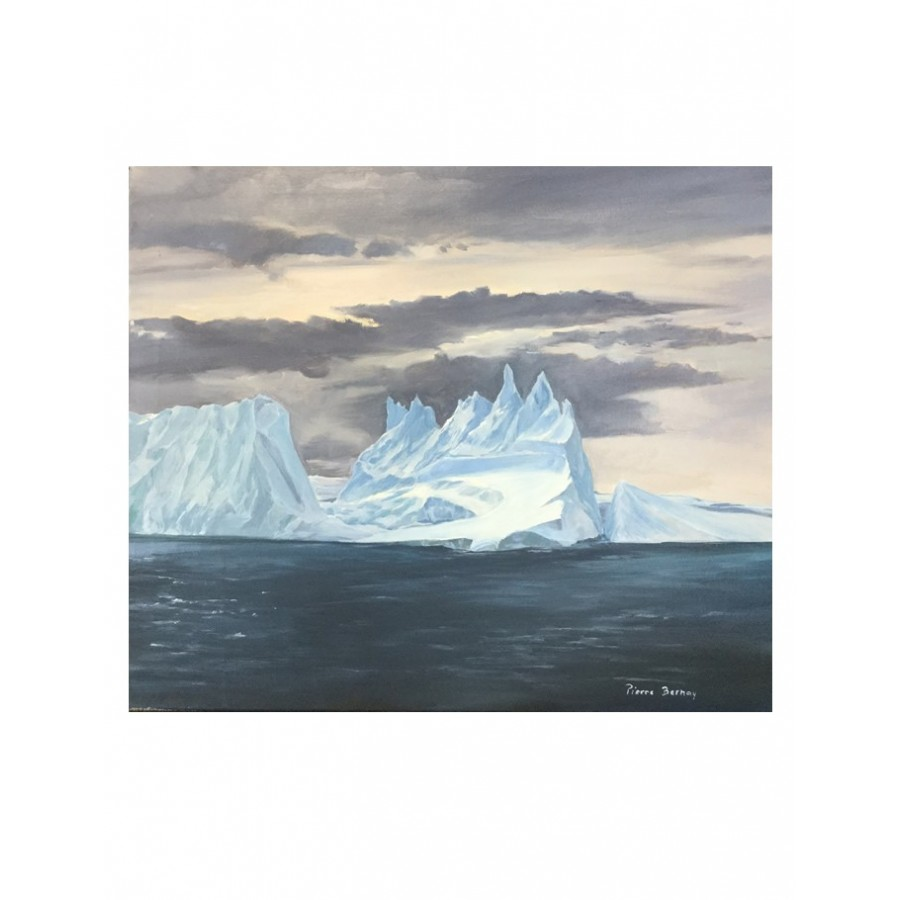 Diadem de Glace en Antarctique