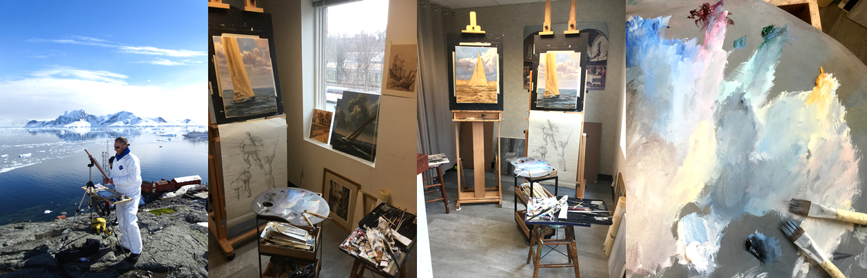 Atelier de Pierre Bernay